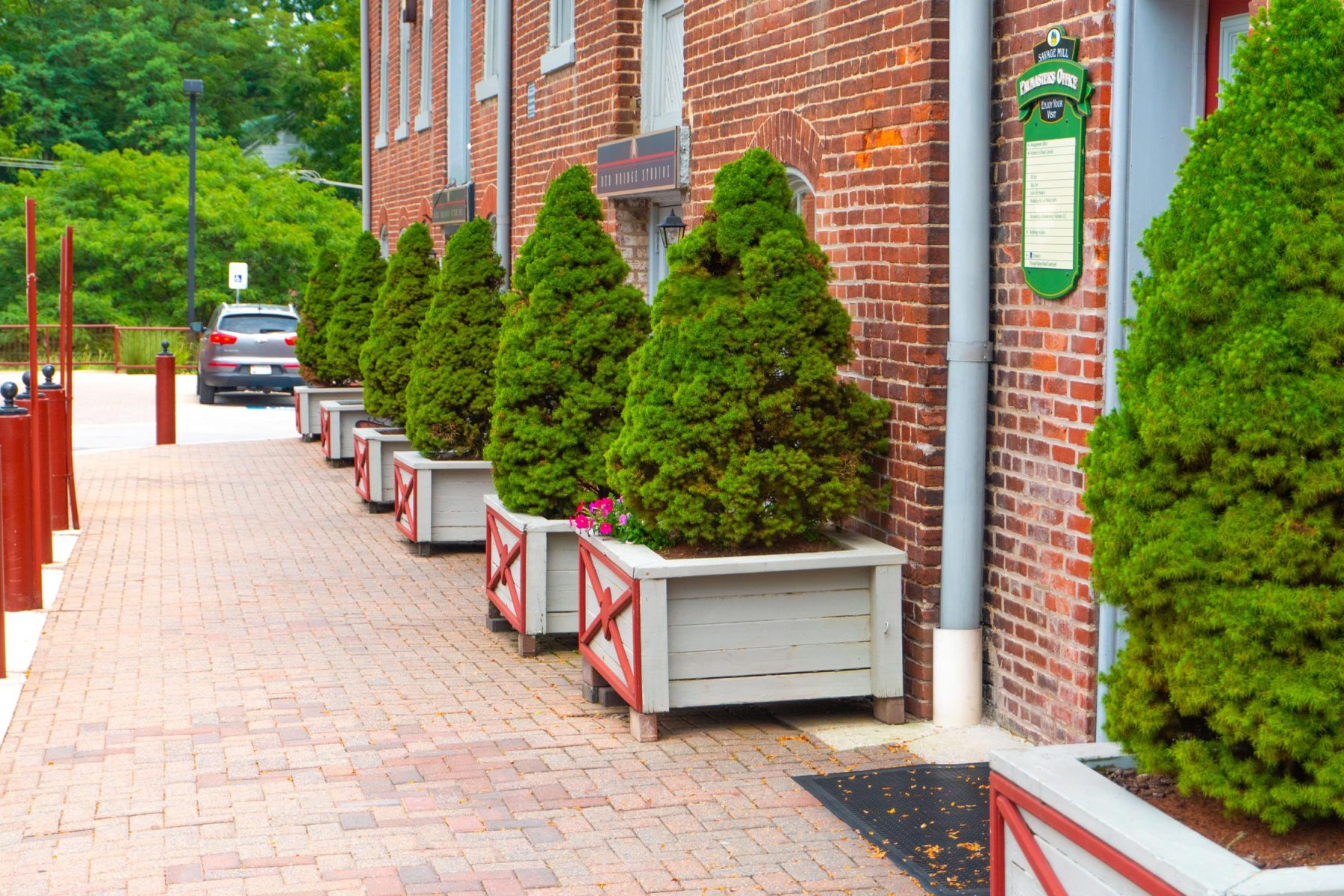 Commercial landscaping Howard County, MD