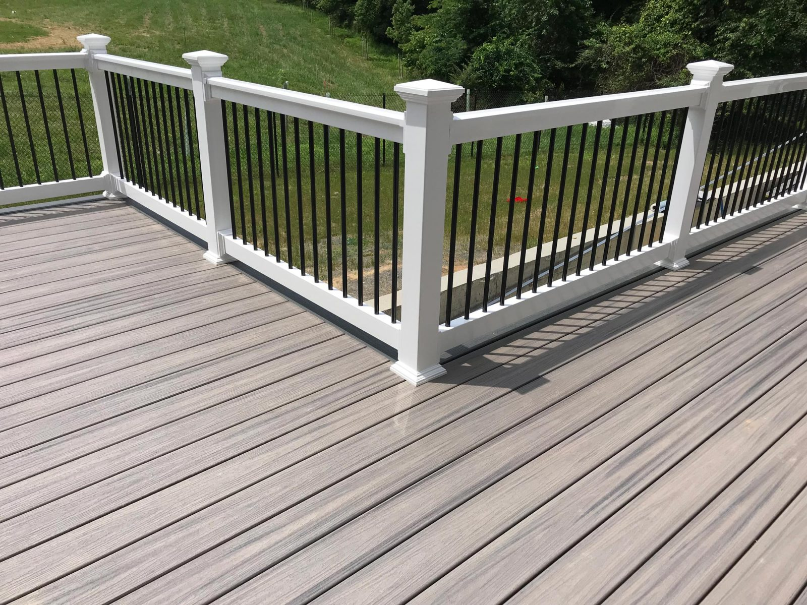 Deck and patio design in West Friendship, MD