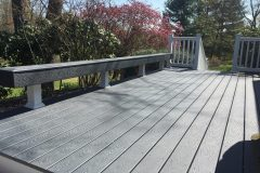 outdoor patio and deck installation in Ellicott City