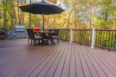 Outdoor Patio Installation Sykesville Deck with Patio Furniture