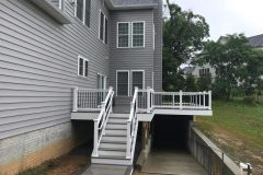 Deck Steps in Clarksville MD