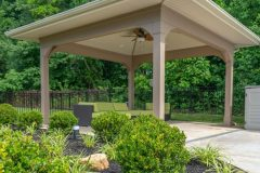 Pavilion design in Clarksville MD