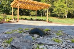 Outdoor Patio Installation in Sykesville