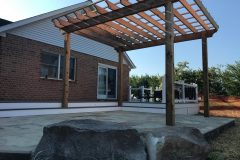 Pergola and Outdoor Patio Design in Glenelg