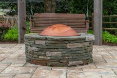 Fire Pit for Leonard home