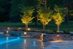 Outdoor lighting for patio installation in West Friendship MD