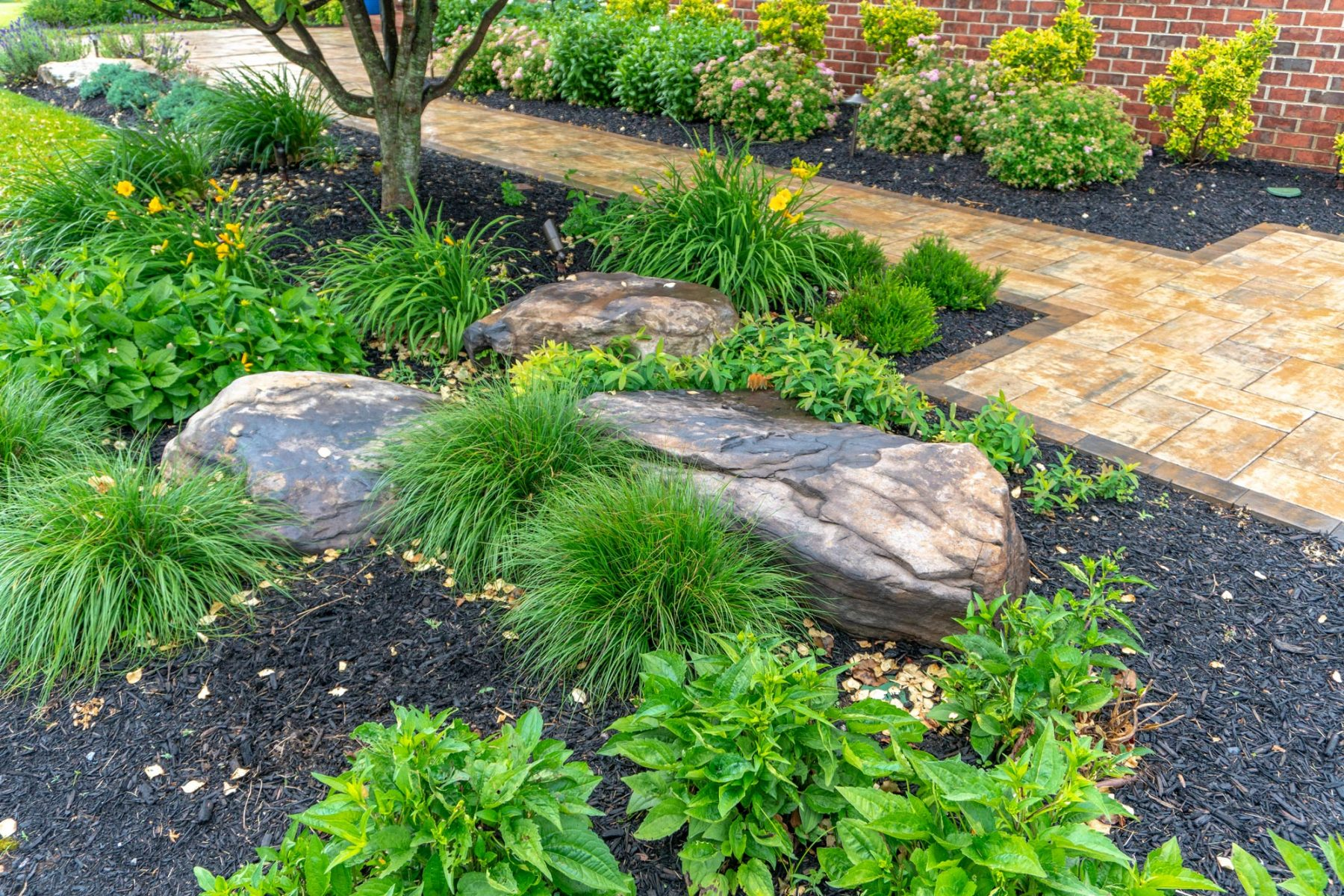 Residential Landscaping in Howard County, MD