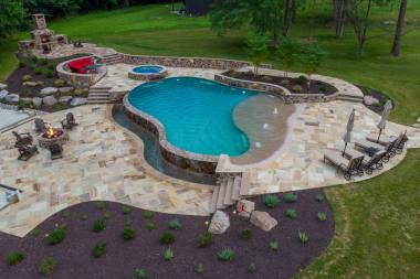 Landscape Design in Ellicott City