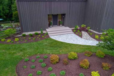 Landscape Installation in Ellicott City