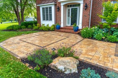 Hardscaping in Ellicott City