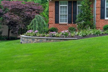 Retaining Walls, Mailboxes & Piers
