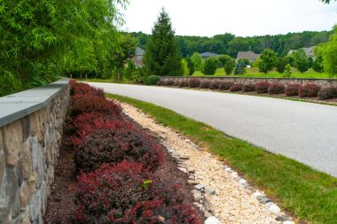 Hardscaping and landscape design in Glenwood MD