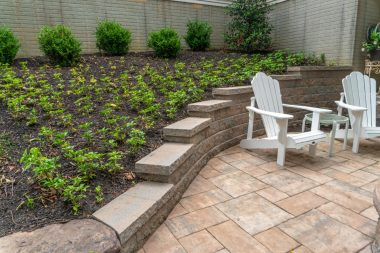 Hardscaping in Clarksville
