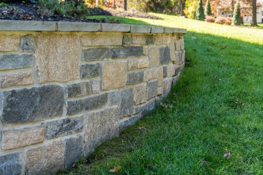 Hardscaping in Sykesville