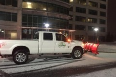 Commercial snow removal in Ellicott City