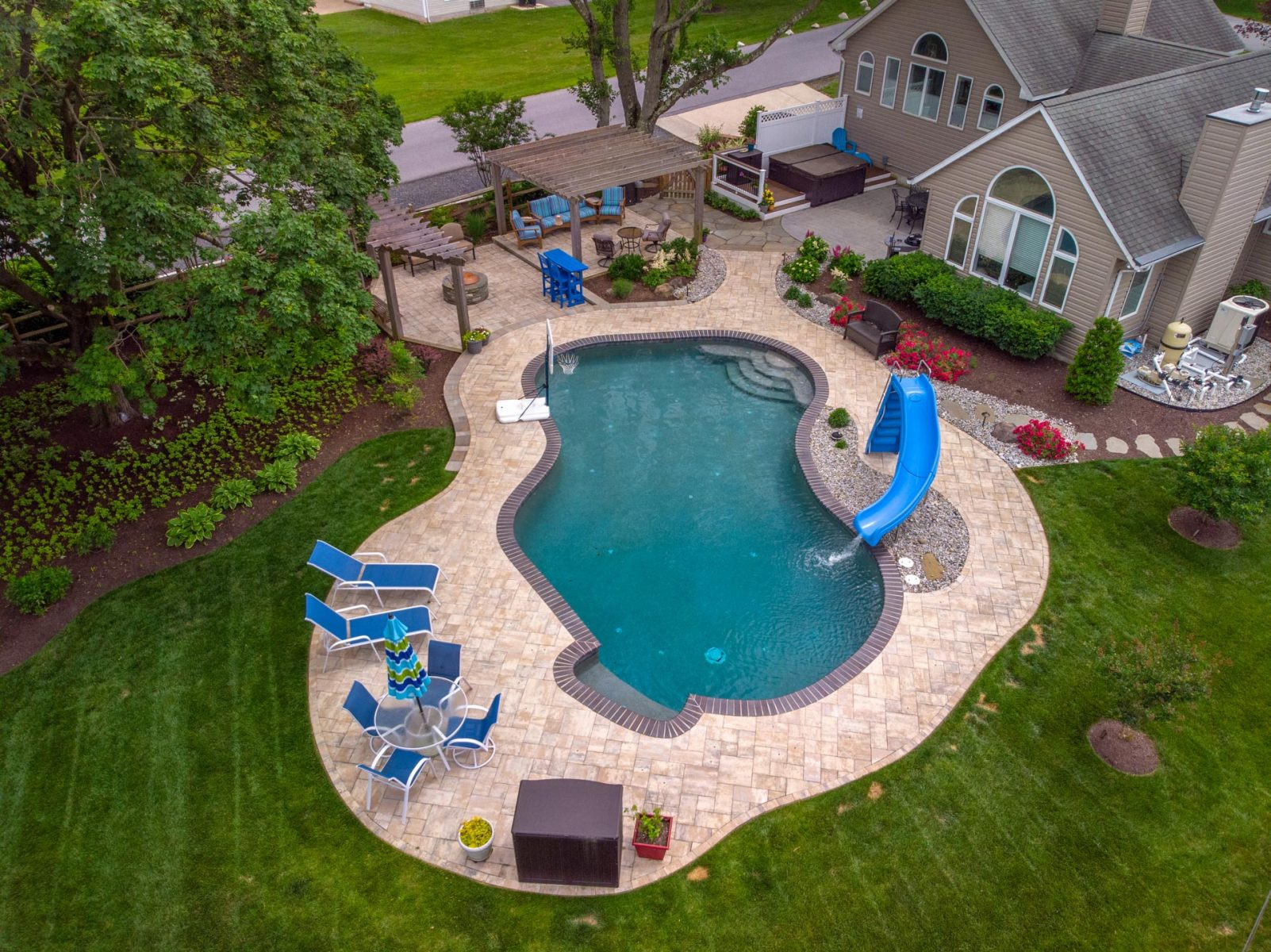 Outdoor Patio Design in Sykesville, MD