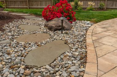 Landscape design and hardscaping in West Friendship