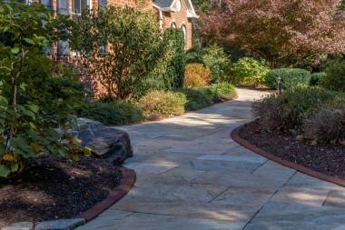 Landscape Design in Glenwood, Walkway Design