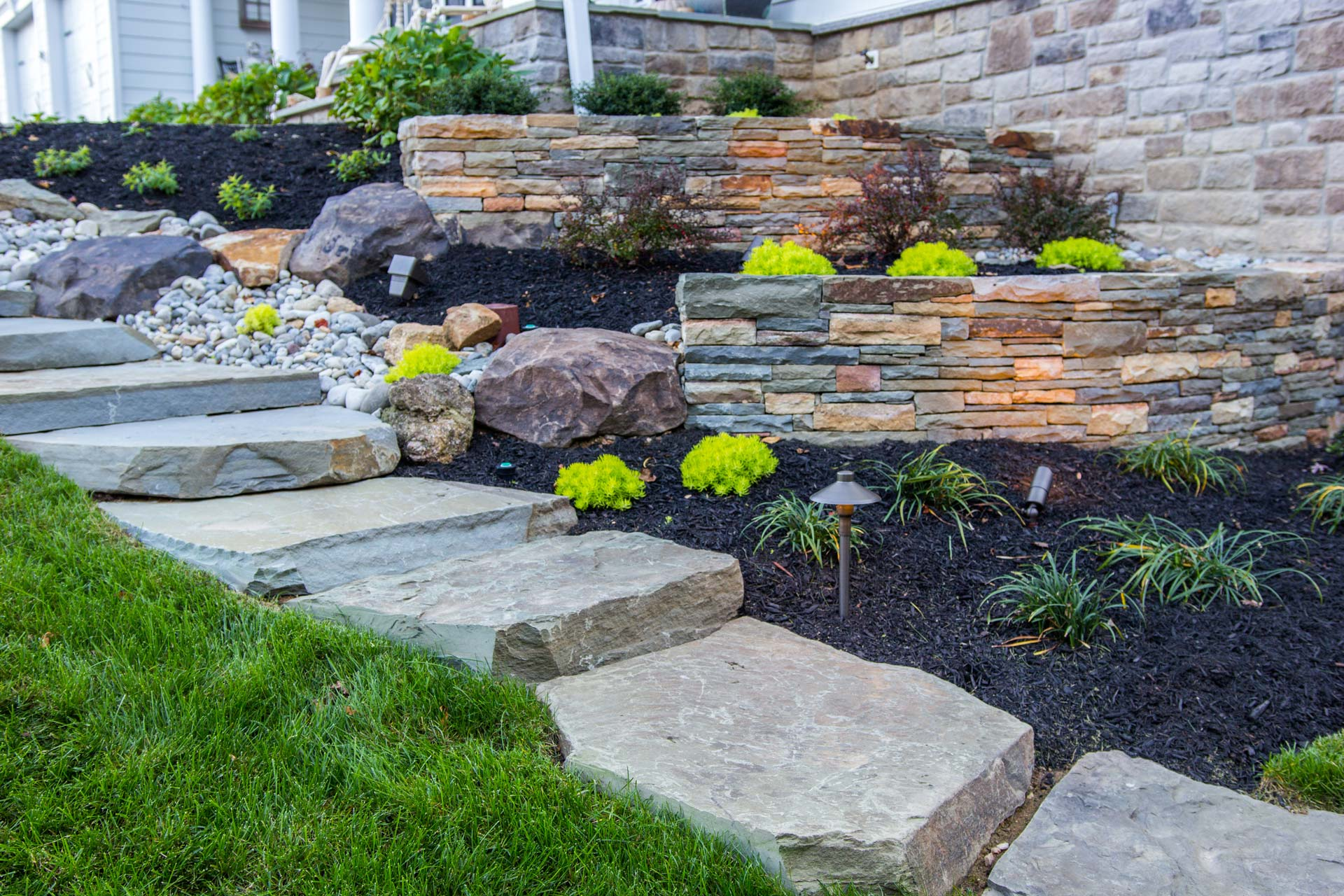 Hardscaping and Retaining Walls in Howard County, MD