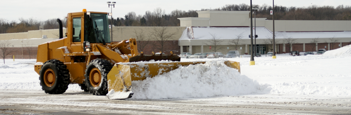 Commercial Snow Removal in Clarksville MD, Ellicott City, Sykesville