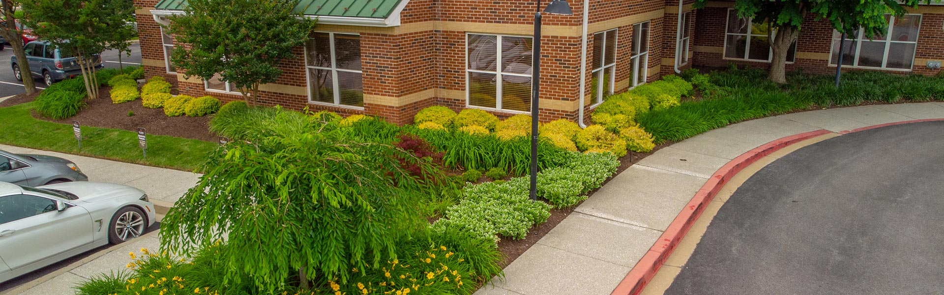 Commercial Landscape Maintenance in Ellicott City, Clarksville, MD