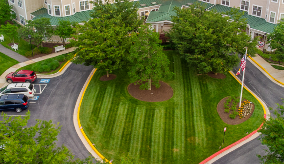 Landscape Design in Ellicott City, Sykesville, Clarksville MD, Glenwood MD