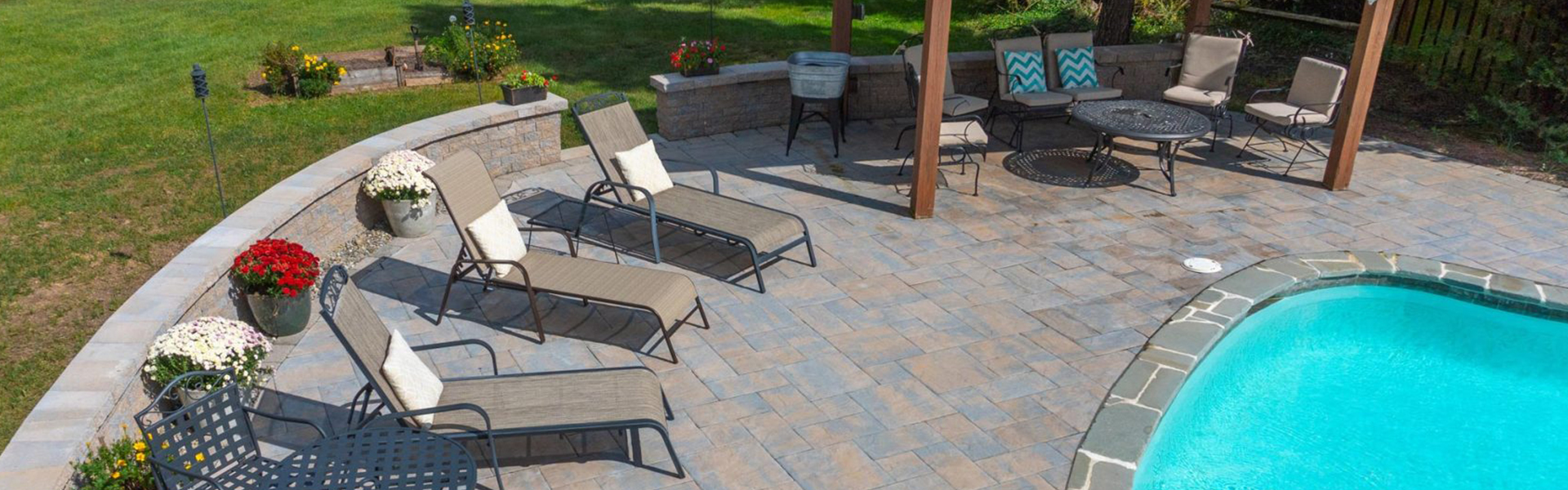 Landscape Patio Pavers in Sykesville, Ellicott City, Clarksville, MD