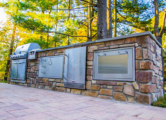 Outdoor Kitchens in Ellicott City, MD
