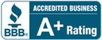 BBB A+ Rating for Absolute Landscape & Turf Services, Inc.