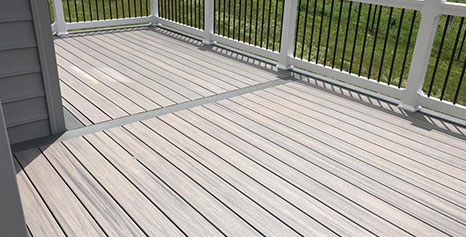Deck design and installation Howard County