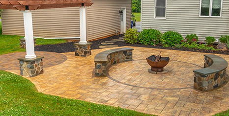 Patio Pavers in Howard County, MD