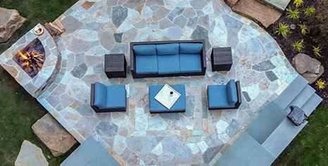 Patio Pavers in Glenwood, Clarksville, Ellicott City, and Howard County, MD
