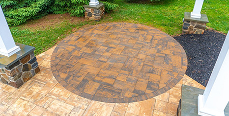 Patio Pavers in Clarksville, MD
